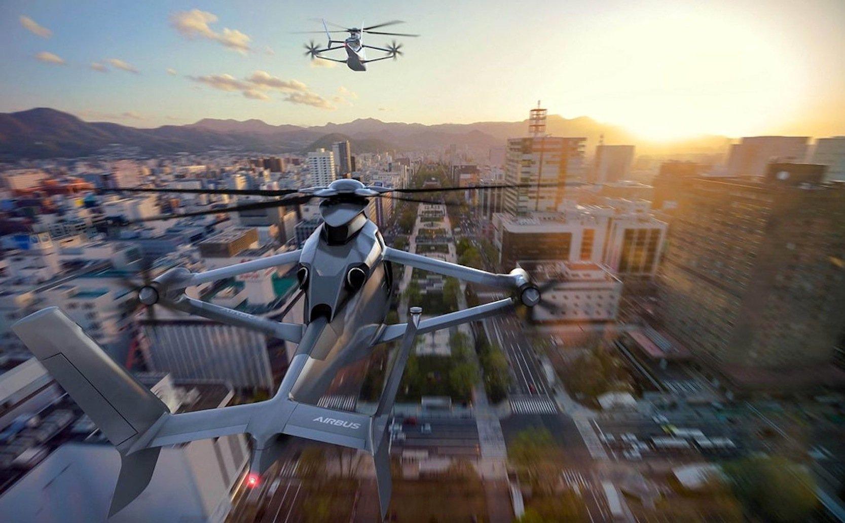 Anwohner wird der Racer kaum stören. DLR-Ingenieure haben die Basis dafür gelegt, dass der Helikopter leise unterwegs ist.