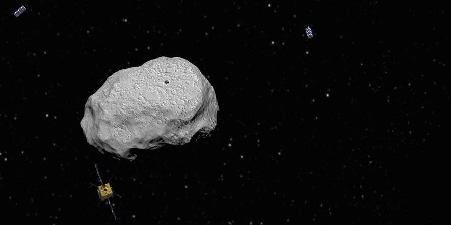Gefahr aus dem All: Erde auf Kometeneinschläge nicht vorbereitet