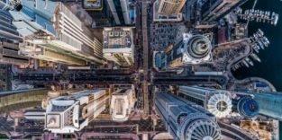 Das sind die spektakulärsten Drohnenfotos 2017