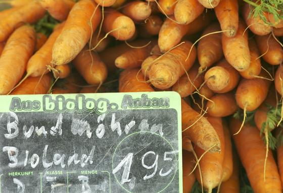 Biolebensmittel sind gefragt. Aber sie erfordern auch ein schonendes Vorgehen gegen Unkraut und Ungeziefer. Für Ersteres gibt es mittlerweile viele technische Helfer – für Landwirte und Hobbygärtner.