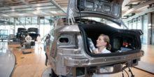 Autoindustrie warnt vor massenhaftem Stellenabbau