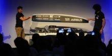 TU München schickt schnellsten Hyperloop ins Rennen