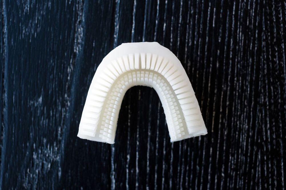 Das Amabrush-Mundstück.