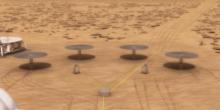 Mini-Kernkraftwerke für Mond und Mars werden getestet