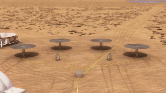 Projekt Kilopower: Die Nasa will die Stromfrage für künftige Marsmissionen klären. Sonnenenergie alleine reicht nicht aus. Deshalb will die Weltraumorganisation auch Energieaus kleinenAtomreaktoren nutzten. Im September soll die Technologie erstmals in Nevada getestet werden.