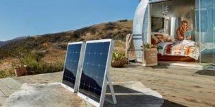 Diese SolarPads sorgen überall für genügend Strom