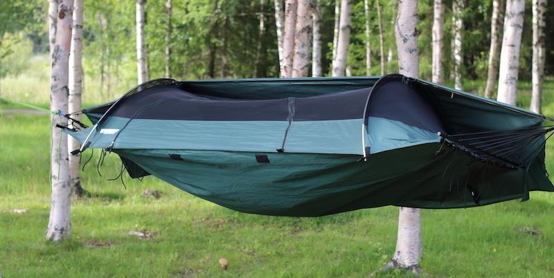 10 der außergewöhnlichsten Zelte auf dem Markt