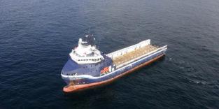 Erstmals Hochseeschiff ferngesteuert in der Nordsee unterwegs