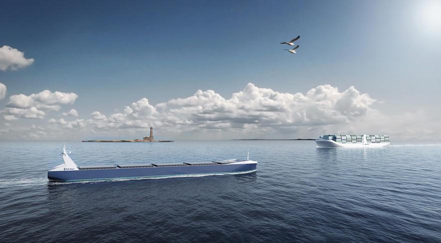 Rolls-Royce unddas finnische Forschungszentrum VTT haben sich zusammengetan, um gemeinsam autonome, ferngesteuerte Schiffe zu entwickeln. 2020 sollen die ersten intelligenten Schiffe erprobt werden.