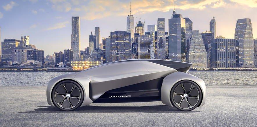 Wie ein tragbares Lenkrad den Jaguar vor die Tür bestellt