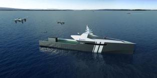Rolls-Royce entwickelt autonomes Patrouillenboot