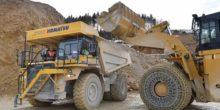 Baumaschine wird zum weltgrößten Elektrofahrzeug umgebaut