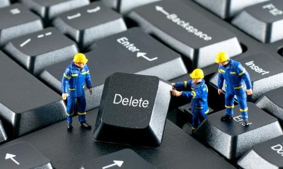 Auf Löschen klicken, reicht in aller Regel nicht. Wer seine Daten sicher gelöscht wissen will, muss tiefer graben.