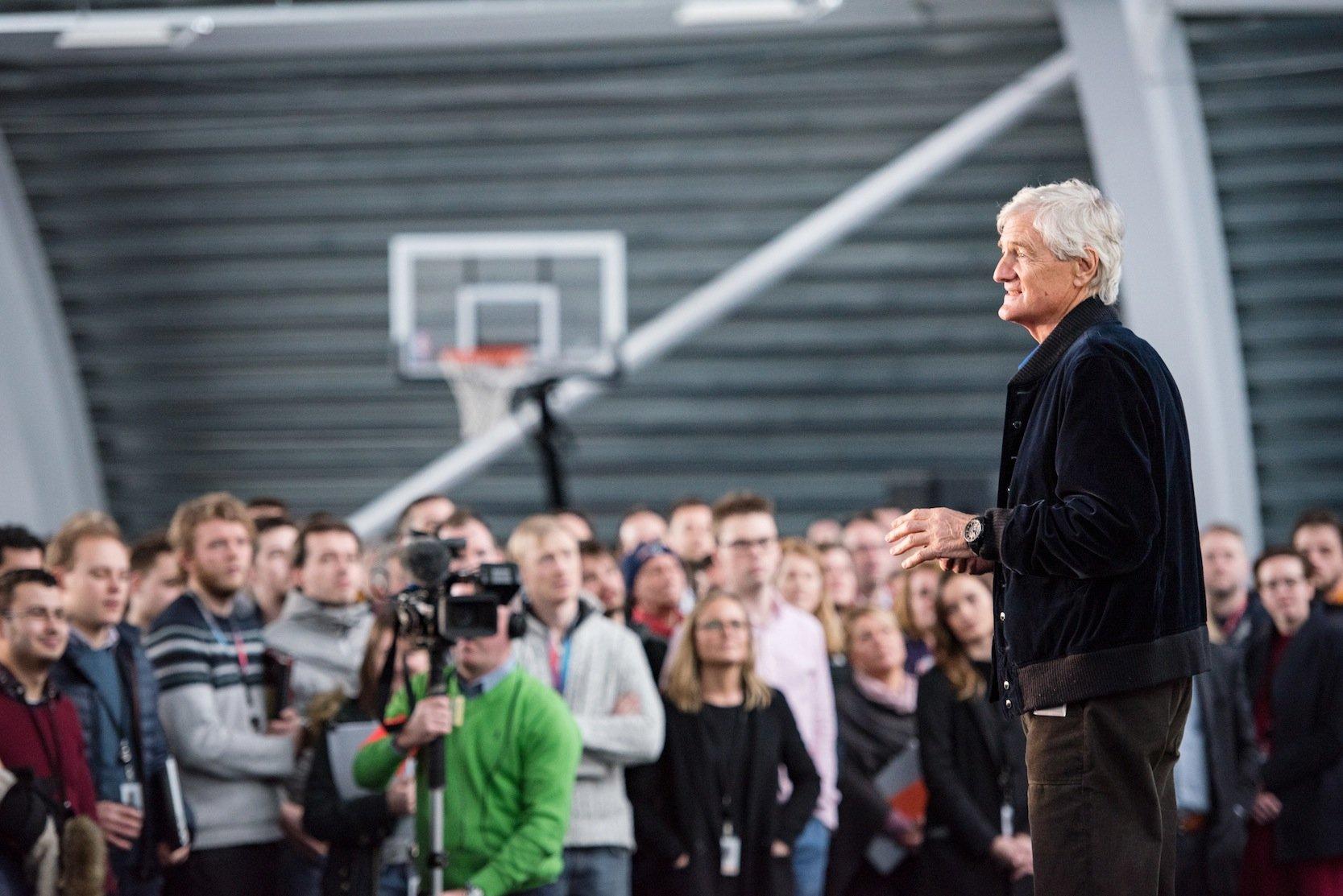 2,3 Milliarden Euro investiert Sir James Dyson in das Projekt eines Elektroautos.