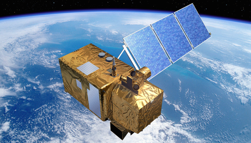 Satellit Sentinel-2 soll den Zustand der Vegetation und Landoberflächen überwachen.