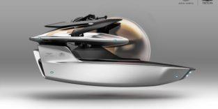 Aston Martin designt jetzt U-Boote