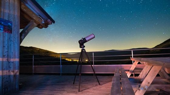 Das evscope: das teleskop in einer neuen dimension? ingenieur.de