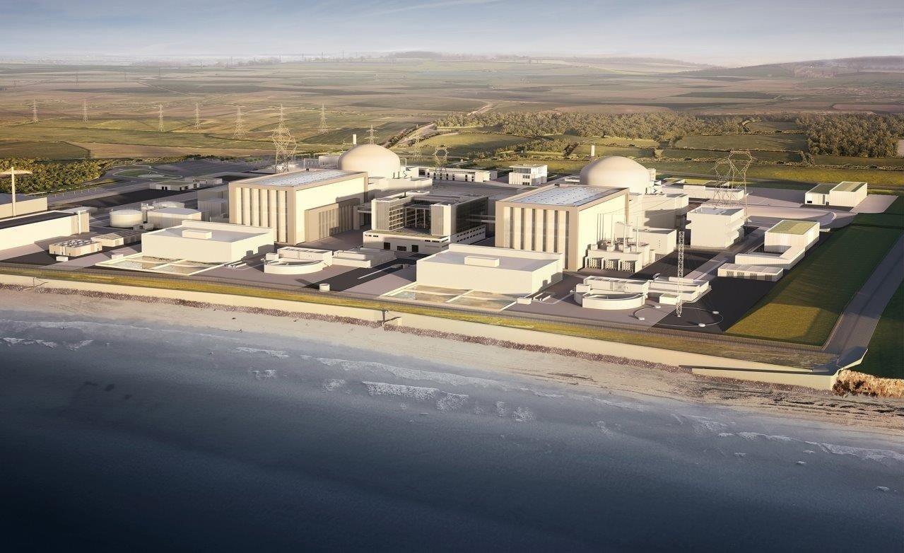 21 Milliarden Euro sollen die beiden Reaktoren des britischen Kernkraftwerkes Hinkley Point C kosten. Ein Teil des Geldes kommt aus China.