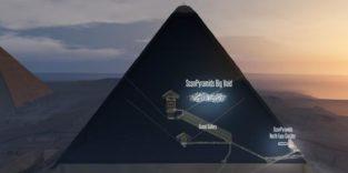 Wie vermisst man Pyramiden?