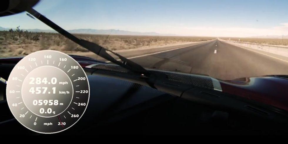 Das schnellste Serienauto der Welt ist jetzt ein Koenigsegg