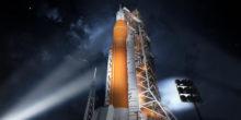 Fly me to the moon: Nasa fliegt mit Schwerlastrakete 2019 zum Mond