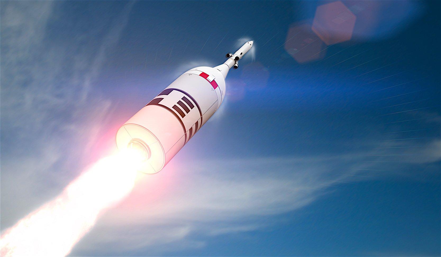Die Nasa will die Orion-Raumkapsel im April 2019 einem Härtetest unterziehen. Sie wird an Bord sein, wenn dieSchwerlastrakete Space Launch System im Dezember 2019 abhebt und zum Mond fliegt.