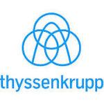 Logo von thyssenkrupp AG