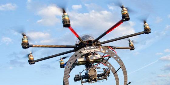 Drohnen erfüllen heute verschiedenste Zwecke.