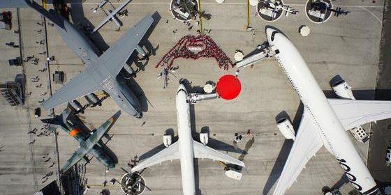 Die 10 weltgrößten Flugzeughersteller und Triebwerkbauer