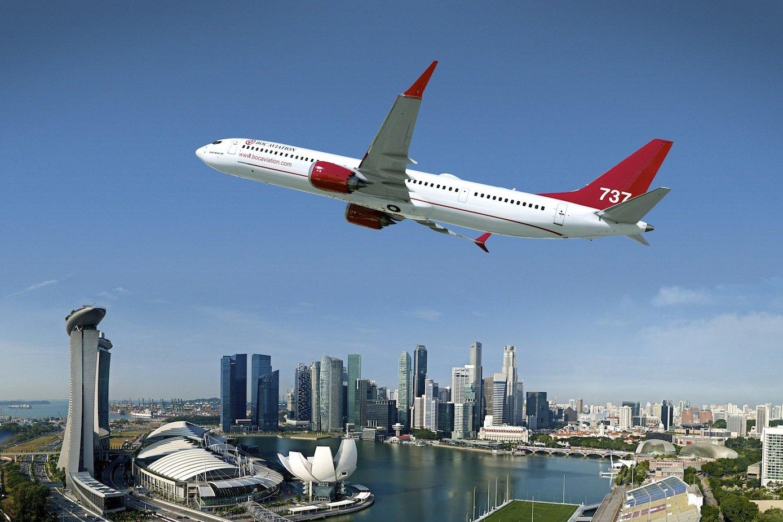 Die 737 ist Boeings meistverkauftes Flugzeug. Der US-Konzern ist vor Airbus der größte Flugzeughersteller der Welt – auch dank einer großen Wehrtechniksparte.