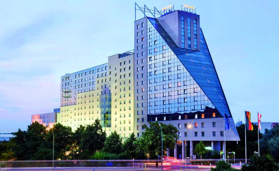 Im Estrel-Hotel findet die nächste Berliner Jobmesse der VDI nachrichten statt.
