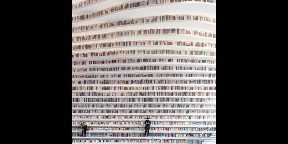 Bibliothek Tianjn