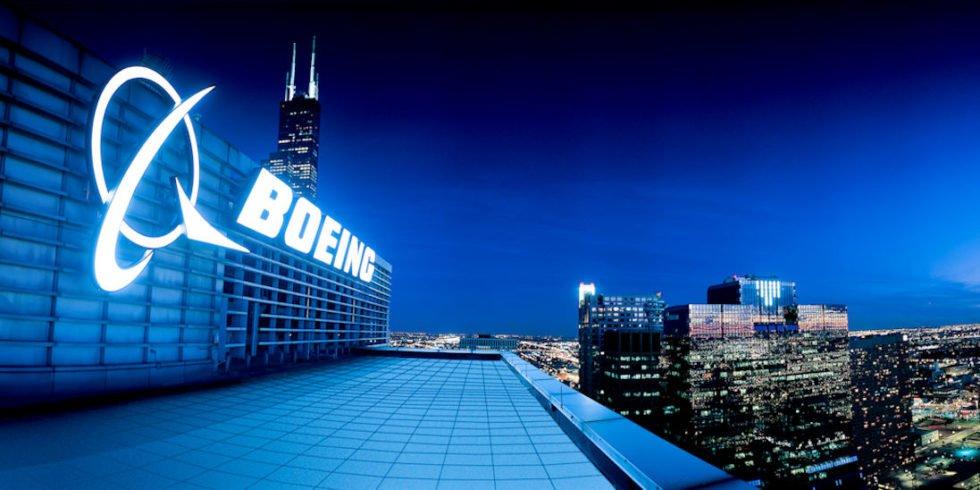 Boeing Gebäude