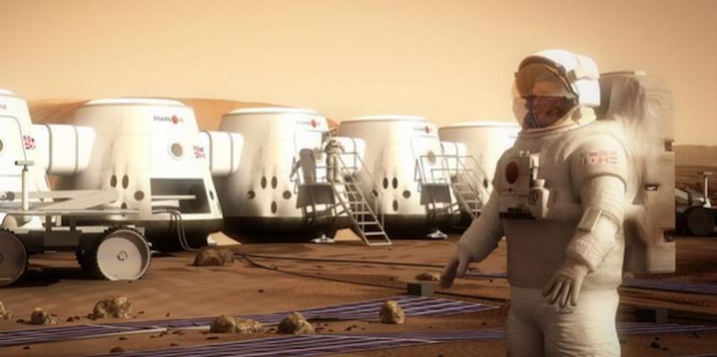 Die Stiftung Mars One plant die Besiedlung des Mars