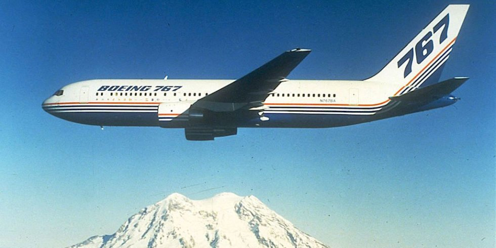 Erste Boeing 767