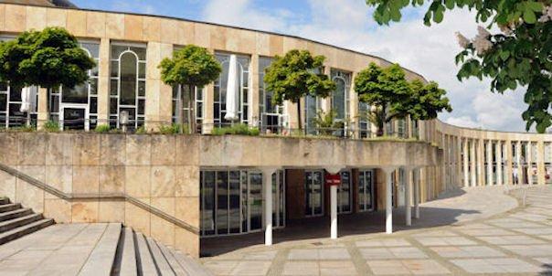 Im Forum am Schlosspark in Ludwigsburg findet der nächste Recruiting Tag im Großraum Stuttgart statt.