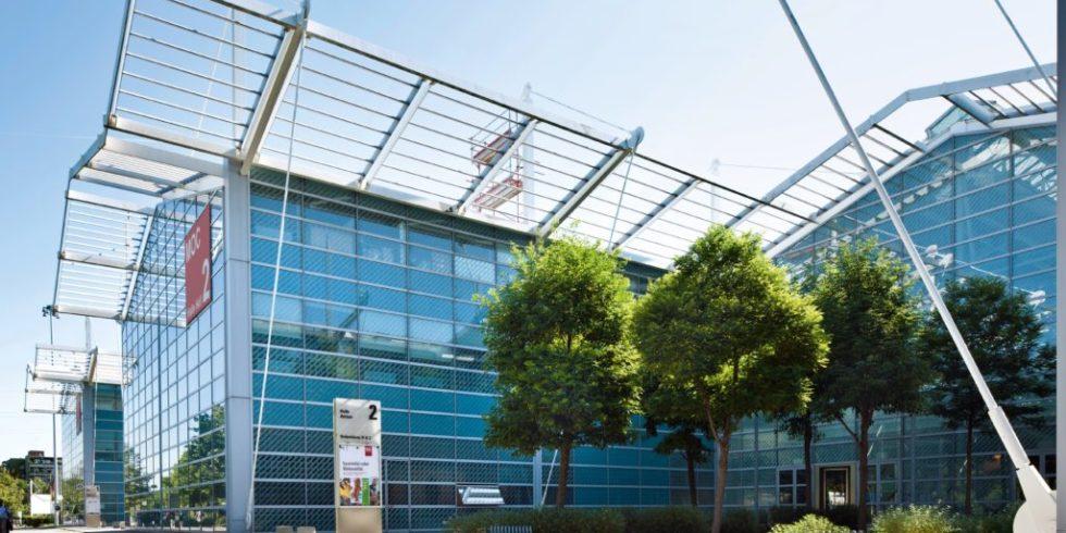 Im MOC Veranstaltungscenter in München findet Bayerns größte Jobmesse für Ingenieure statt.