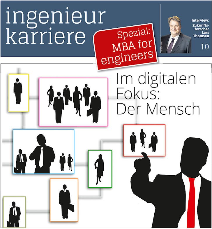 Spezial MBA for engineers 2/2017
