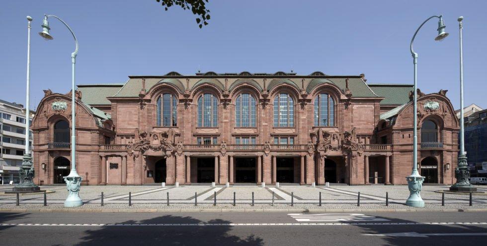 Im Congress Center Rosengarten in Mannheim findet der nächsten Recruiting Tag der VDI nachrichten statt.