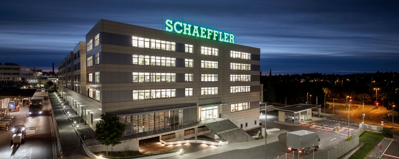 Logo von Schaeffler Gruppe