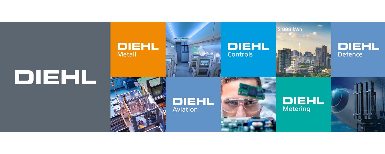 Logo von Diehl Stiftung & Co. KG