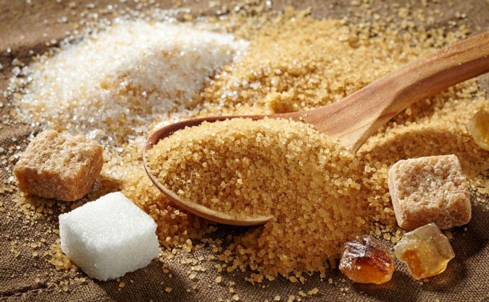 Zucker im Überfluss