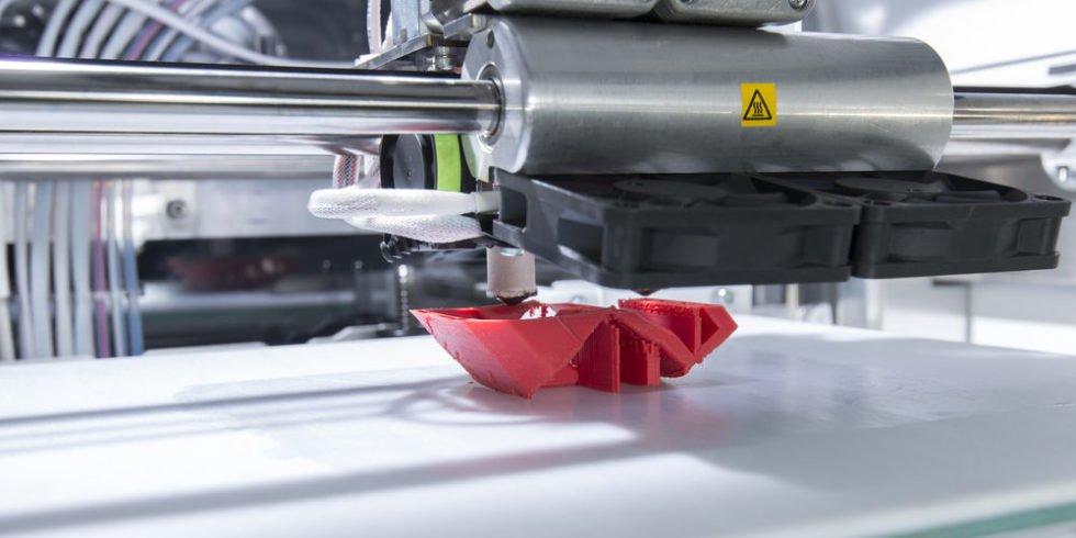 3D-Druck: Mittlerweile gibt es so viele Informationen zu dem Thema, dass bereits darauf spezialistierte Master-Studeingänge auftauchen.