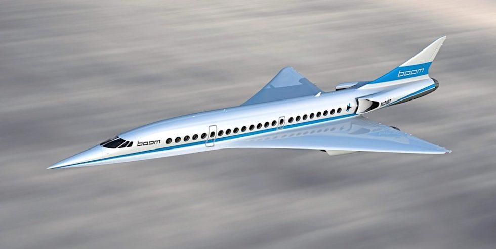 Boom Supersonic: Japan Air Lines will aich an der weiteren Entwicklung des Überschalljets beteiligen.