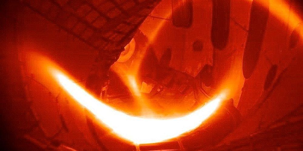 Das erste Wasserstoffplasma in Wendelstein 7 X