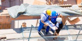 Gehälter in der Bauindustrie
