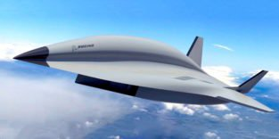 Boeing will das schnellste Flugzeug der Welt bauen
