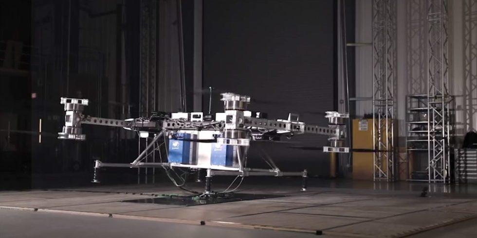 Boeing entwickelt Fracht-Drohne in Rekordzeit