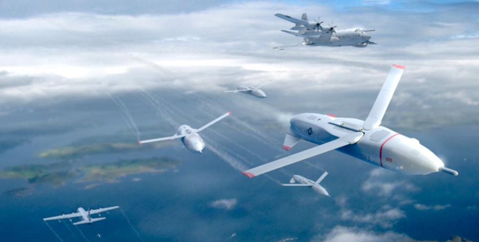 Mit diesen Drohnen-Schwärmen wollen die USA ins Gefecht ziehen