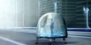 Diese Kugel soll das Auto der Zukunft sein